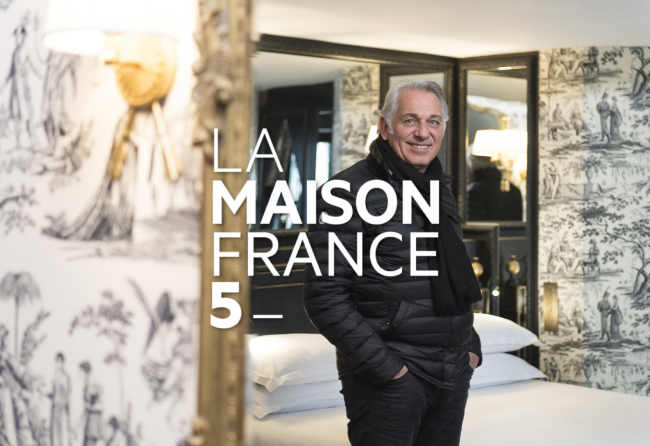 Maison France 9 9/9 (9 الموسم)  TV9MONDE Maghreb-Orient